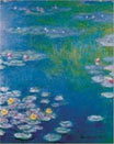 Canvas Waterlily
